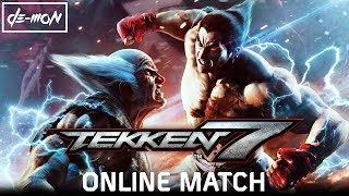 Vídeo Tekken 7