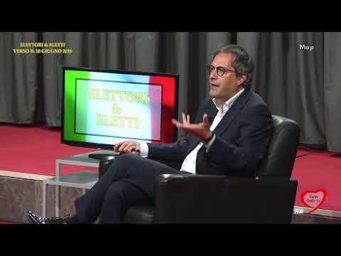 Elettori & Eletti 2017/18 008 Angelantonio Angarano, Candidato sindaco Bisceglie
