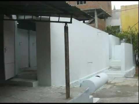 Baal Dan & Hyderabad Children's Trust Completed Toilet Renovation