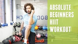 Absolute Beginners Hiit Workout | The Body Coach | Joe Wicks
