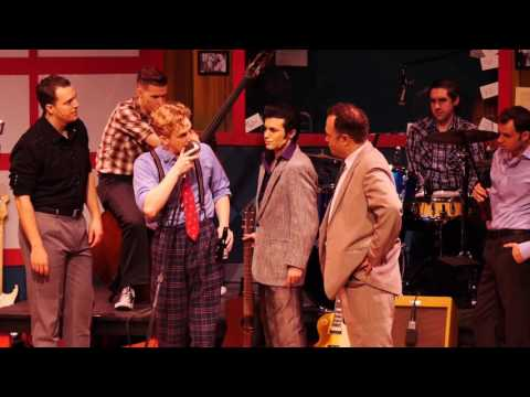 Riverside Center Presents Million Dollar Quartet
