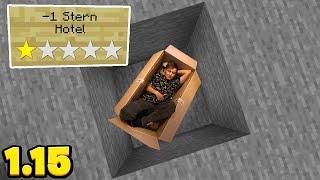 DAS -1 STERN HOTEL! - Minecraft 1.15 #2 [Deutsch/HD]