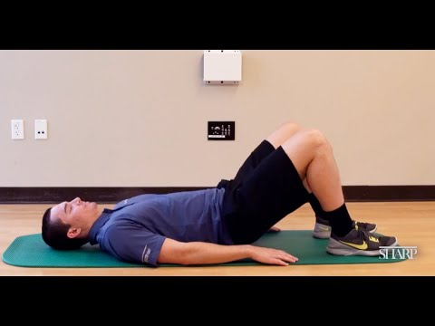 3 Exercises to Help Prevent Back Pain