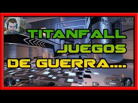 TITANFALL | DLC EXPEDITION | MAPA JUEGOS DE GUERRA | GAMEPLAY ESPAÑOL | KADMO OMDAK
