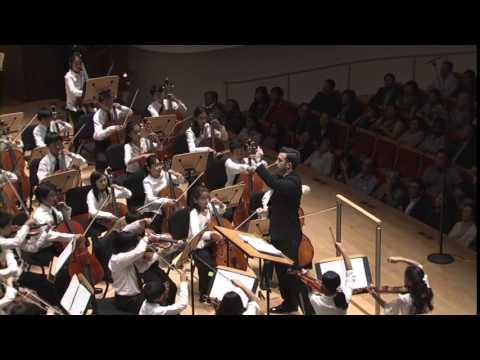 2015 IPSF Honor Concert Elementary Chamber Strings Performance