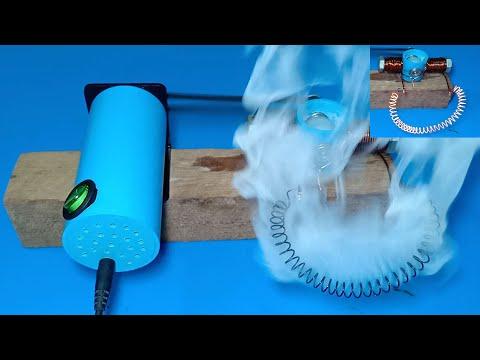 50A Super High Current Generator - 동영상