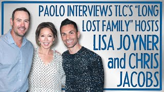 "Interview with TLC's ""Long Lost Family"" Hosts Chris Jacobs & Lisa Joyner"