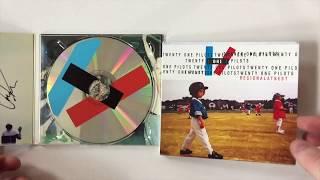Twenty One Pilots Regional at Best: Real Vs. Fake CD