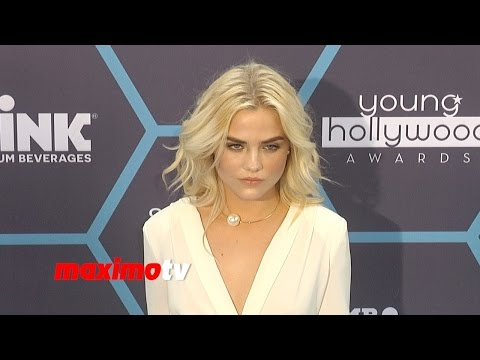Maddie Hasson | 2014 Young Hollywood Awards | Arrivals - maximotv  - 5nZk5aJFEDU -