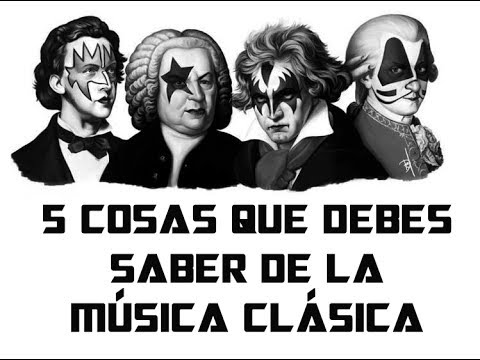 5 Cosas Que Debes Saber De La Musica Clasica Breve Historia De La Musica