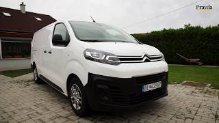 Test: Citroen Jumpy XL