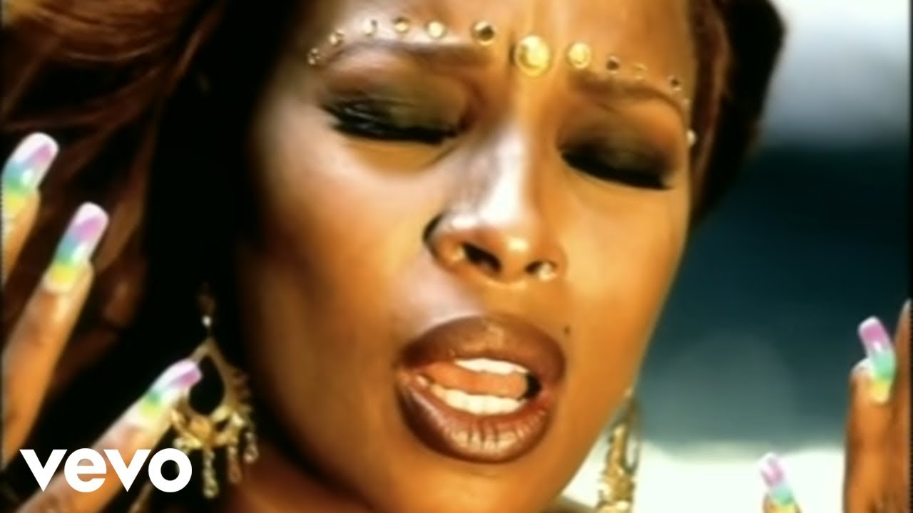 Mary J Blige Everything Official Music Video Youtube