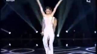 Lillian Axe ~ Ghost of Winter with amazing Acrobatic Chinese Ballet