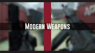 CS:S | Modern Weapon Skins I
