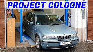 Make It Less Noisy - BMW E46 325i Touring - Project Cologne: Part 7