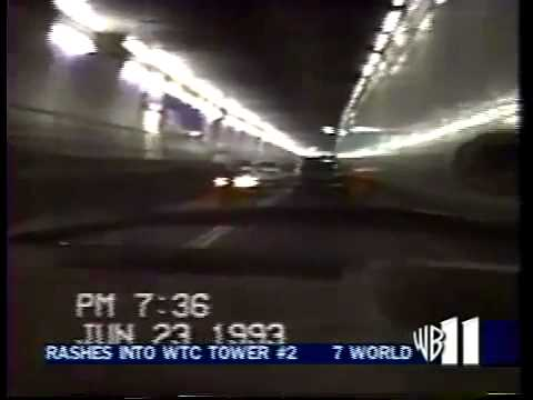 9/11 - A Look Back At The 1993 WTC Bombing FBI Investigation WPIX 7.45 pm