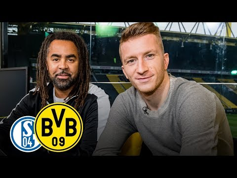 'Derby win or injury-free?' | Marco Reus joins Derby Matchday Magazine | Schalke - BVB