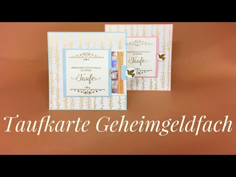 POP Taufe N102 Konfirmation LIN17128 Gru/ßkarte 3D Karten Klappkarten Einladungen UP Karten Kommunion