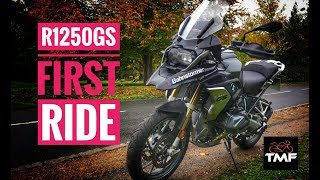 2019 Bmw R1250gs Review