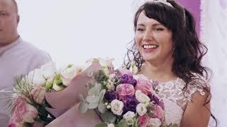 Свадебный клип - Юрий и Юлия