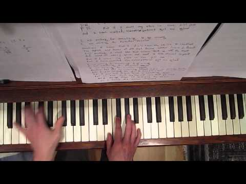 Expo '86 on piano - Death Cab for Cutie