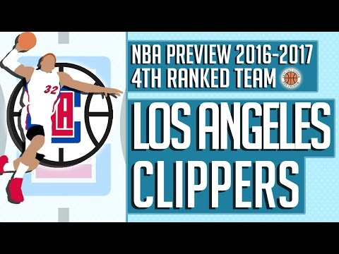 Los Angeles Clippers | 2016-17 NBA Preview (Rank #4)