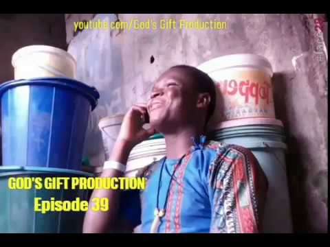 VISA TO LIBYA EPISODE 39 GOD'S GIFT PRODUCTION