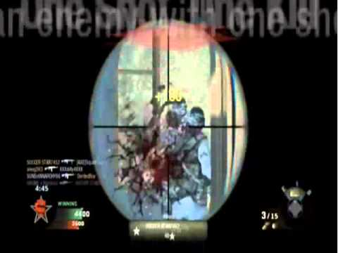 Black Ops - Collateral Fail (Why I hate Second Chance)
