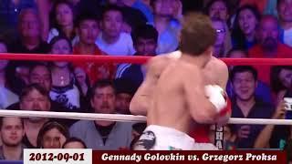 GENNADY GOLOVKIN HIGHLIGHTS HD 2015