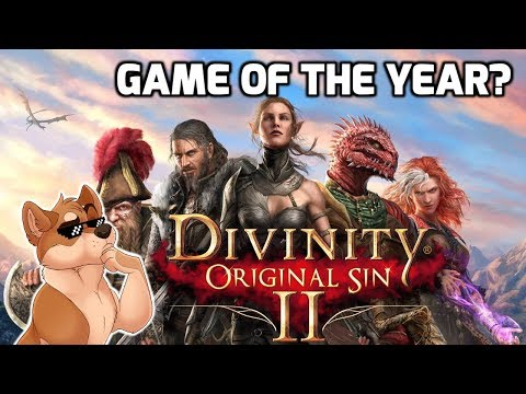 Divinity: Original Sin 2 - An RPG Masterpiece