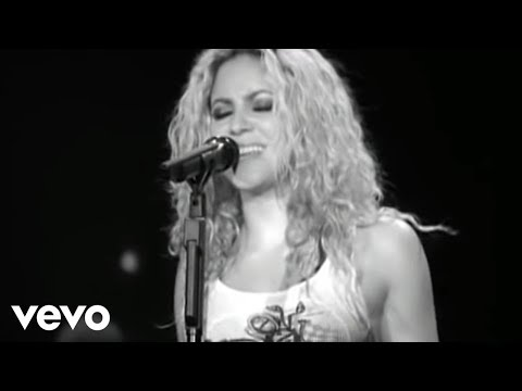 Shakira - Back In Black