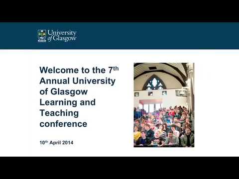 2014 - Campus Convention: Online Distance Education and Being 'at' University - Sian Bayne