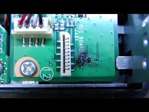ALPHA TELECOM: ICOM IC-7300 NÃO ACIONA A TRANSMISSÃO VIA PTT