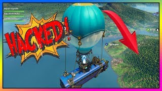 FORTNITE MODDED LOBBY [ PS4 / PC / XBOX ] Hack the Storm - GODMODE out of the Map - easy WIN MOD