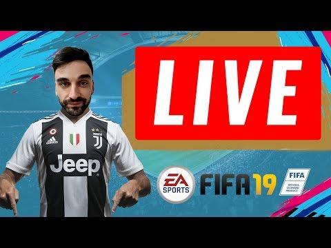 FIFA ULTIMATE TEAM LIVESTREAM (BALKAN)  - FIFA 19