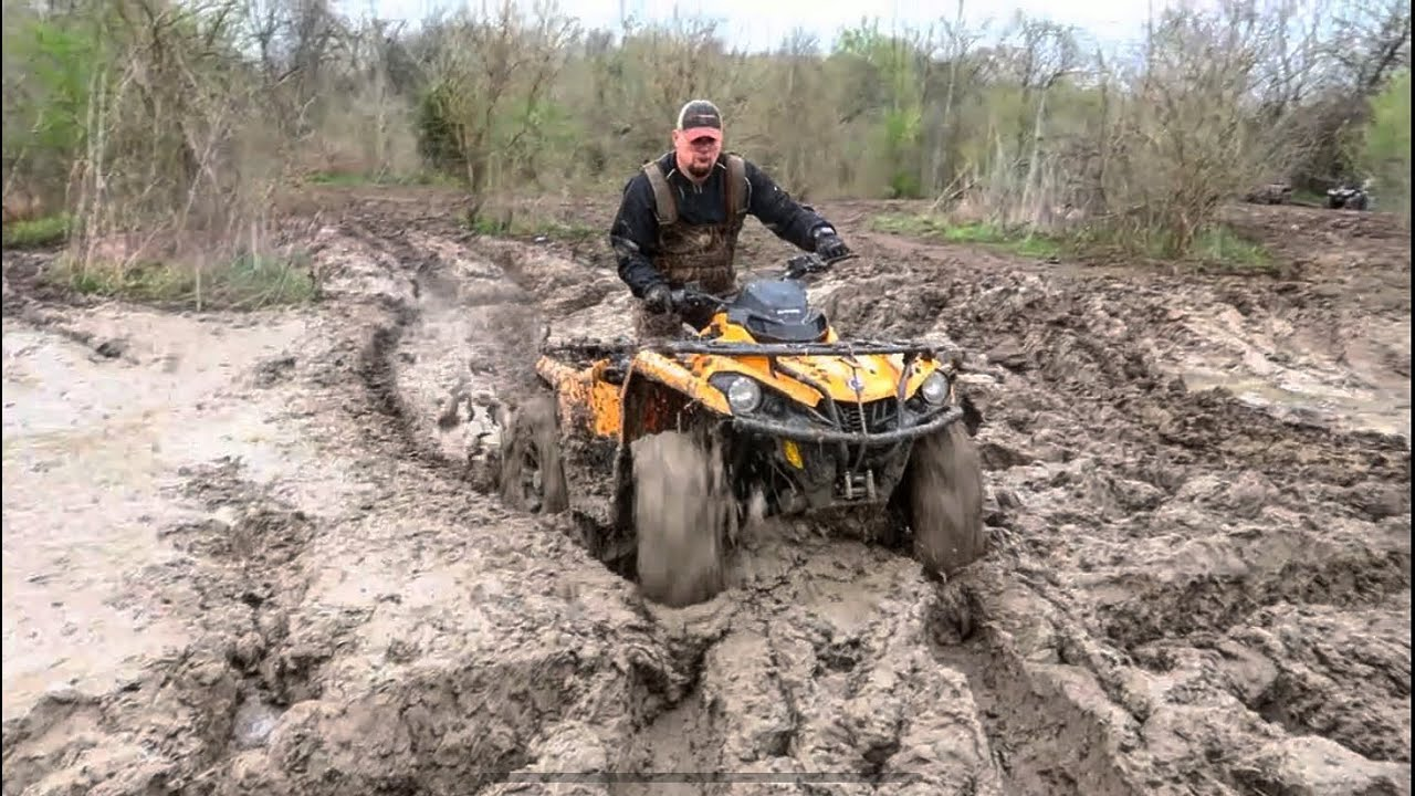 Pick The Right Line! Mud Nationals 2019
