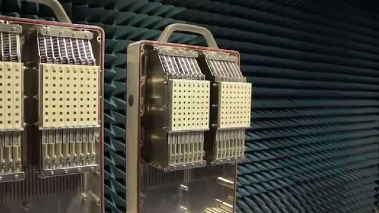 Ericsson 5G Radio Prototypes for live field trials