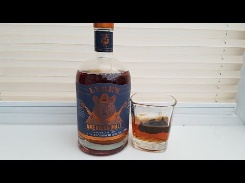Lyre's American Malt (Non-Alcoholic Whiskey)
