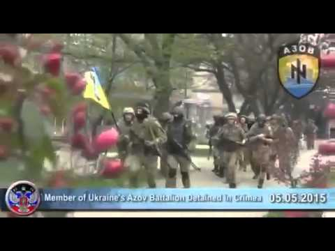 War in Ukraine Donbass News 5 May 2015 Current Situation in New Russia