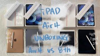 아이패드 에어 4세대 언박싱 | iPad air 4th…