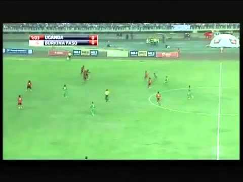 CAN 2017 Qualifiers: UGANDA 0-0 BURKINA FASO