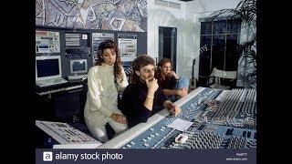 sandra & michael cretu: DON'T CRY 1986_ HQ audio with lyrics