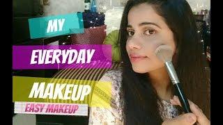 My EVERYDAY MAKEUP LOOK |TheLifeSheLoved| Sana K