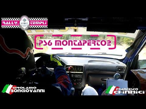 CameraCar Rally Dei Templi 2019 Bongiovanni Chinnici Ps6 Montaperto2