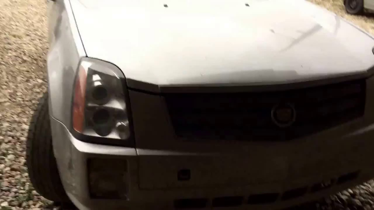 Change front signal light the easy way 2004 2009 cadillac srx