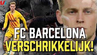 Frenkie de Jong Staat Voor 'JANLUL' Op Het Veld Bij FC Barcelona!'