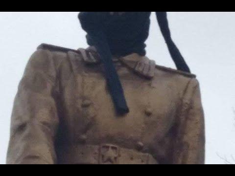 На Полтавщині встановили особи вандалів