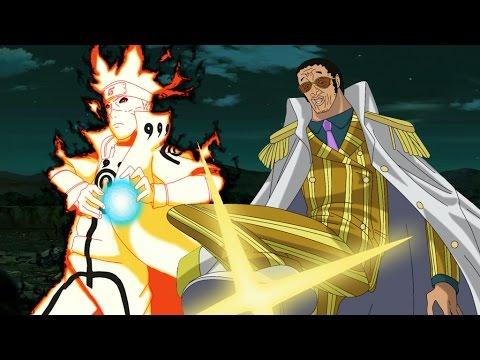 Minato vs Kizaru