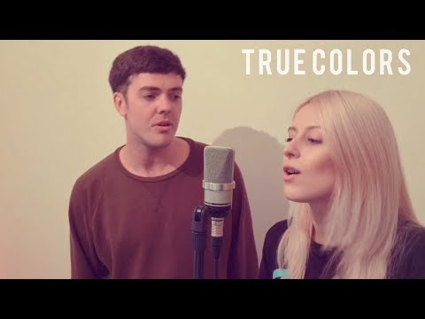 Gavin Beach & Tay Cousins - TRUE COLORS (Piano by Jamie Cleaton)