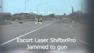 how laser jammers work